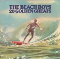 The Beach Boys - 20 Golden Greats - Vinyl LP